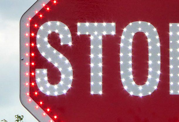 Signalisation à LED